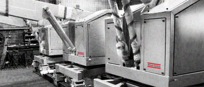 Atrium Gantrys Products