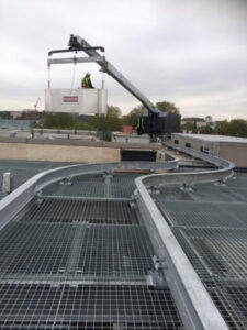 Access Systems for 40 Chancery Lane – Tall