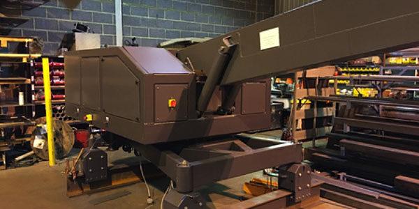 Atrium Gantrys BMU - 35 Chancery Lane600