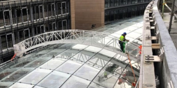 Find out more by contacting Gantry for St James Shopping Centre – Edinburgh